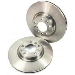 0986479193 2 Disques de frein Avant BOSCH Peugeot 407 508 607 89,50 €