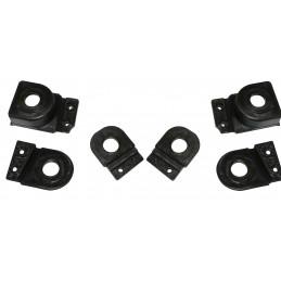 BF-VHL1 + BF-VHL2 Kit reparation pattes de fixation phare gauche droit Audi A6 29,90 €