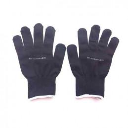 Paire de gants de protection en tissu taille L