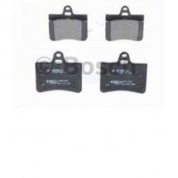 0986424580 Jeu de 4 plaquettes de frein arriere Bosch Citroen C5 35,90 €