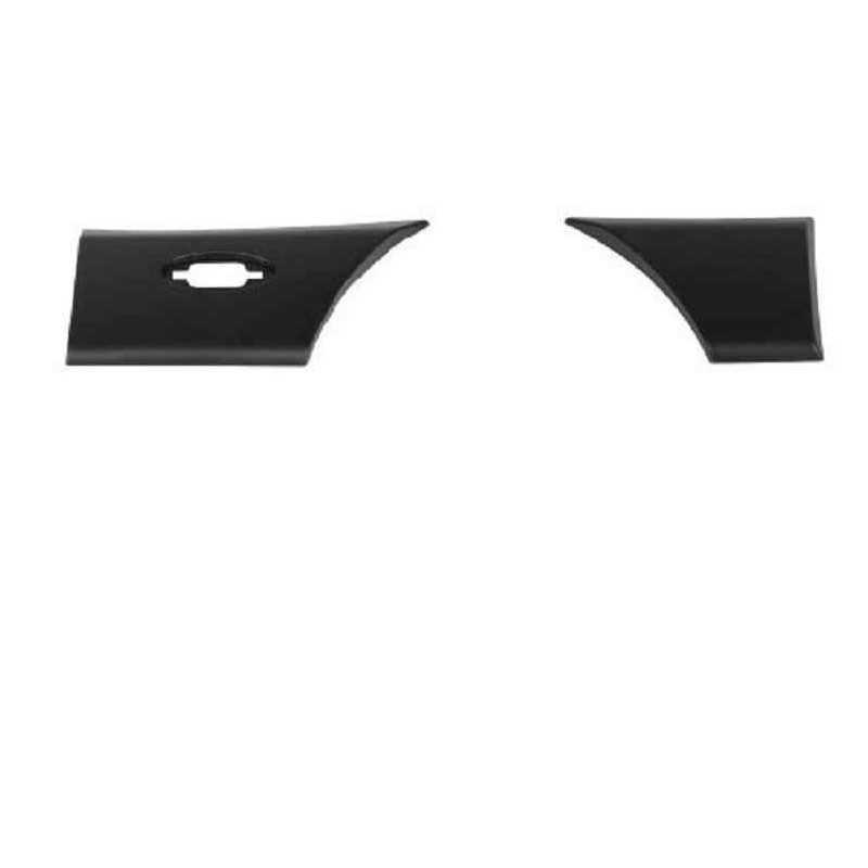 OR7793 + OR7792 Baguettes, bandes de protection arriere droit Partie Avant et Arrière pour Nissan Interstar Opel Movano Renau...