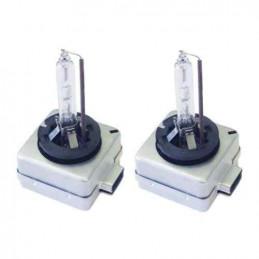 2 Ampoules Xenon D3s - D3r 8000k bleu