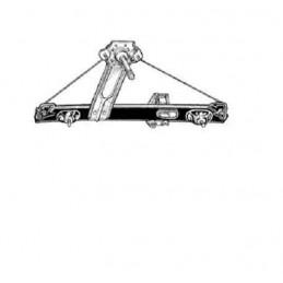 Leve vitre arrière droit manuel BMW Série 1 E87
