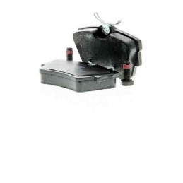 0986494040 Jeu de 4 plaquettes de frein arriere Nissan Primastar Opel Vivaro Renault Trafic2 32,90 €