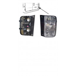 19-0661-01-2 Feu arriere droit avec anti brouillard Nissan Pirmastar Opel Vivaro Renault Trafic 24,90 €