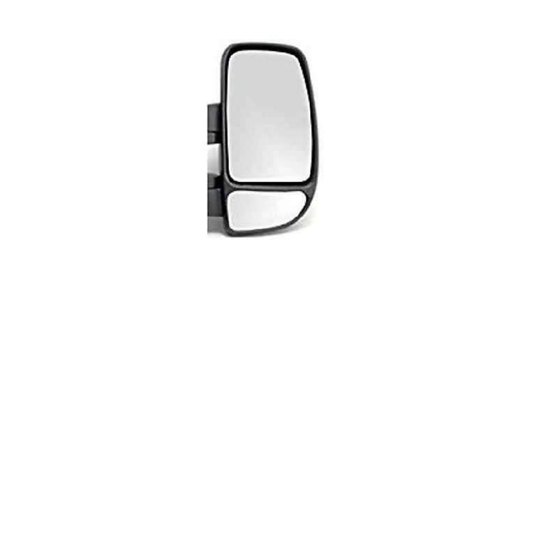 Glace de rétroviseur avec support Droit Renault Master 2 Opel Movano