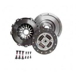 Kit embrayage + Volant moteur Opel Astra H Signum Vectra C Zafira B Fiat Grande Punto