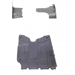 304234-7+304234-8+ FT0720201 Lot 3 caches, protection sous moteur Fiat Doblo 99,98 €