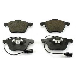 101440969 Jeu de 4 plaquettes de frein avant EICHER Ford Galaxy Seat Alhambra Vw Sharan 15'' 43,50 €