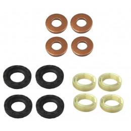 NEUF Kit Joint 4 Injecteurs pour Peugeot 107 1.4 HDi Montage Siemens