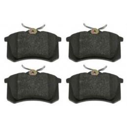 101440199 Jeu de 4 plaquettes de frein arrière EICHER Audi Citroen Fiat Ford Lancia Peugeot Renault Seat Skoda Vw 18,90 €