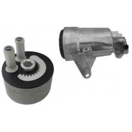 Pack Support filtre + Radiateur d huile, refroidisseur Renault 2.2 Dci 2.5 Dti