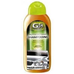Shampoing auto-lustrant GS27 500ML Parfum mandarine