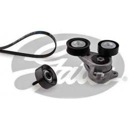 Kit de courroie d'accessoire GATES Ford Focus C-Max, Focus 2, C-Max
