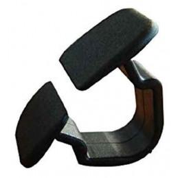 10 clips, rivets,...