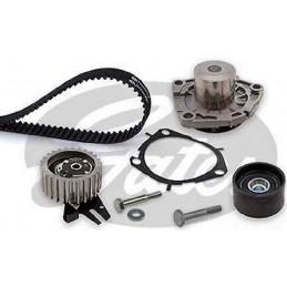 Pompe à eau + kit de courroie de distribution Gates Alfa Romeo Fiat Lancia Opel Saab Suzuki 1.9/2.0