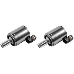 2 Electrovannes, electrovalves commande regulateur de pression hydraulique boite auto Citroen Fiat Peugeot Renault
