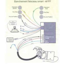 FF Faisceau Attelage Smart anti erreur ordinateur de Bord 45,60 €
