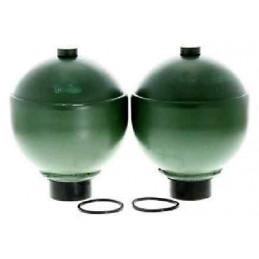 Lot de 2 Spheres avant gauche ou droite Citroen Xm de 1989 à 2000
