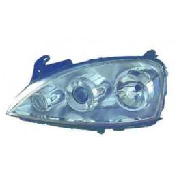 6122506 Optique Gauche H7+H7 electrique pour Opel CORSA C 99,23 €