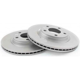 O1042V Jeu de 2 disques de frein arriere Opel Zafira 139,90 €
