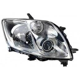 Phare, projecteur principal avant droit s/moteur Toyota Auris noir