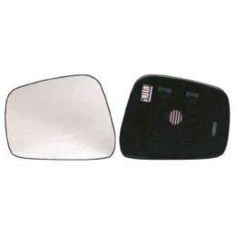 Verre, glace, miroir rétroviseur extérieur gauche chauffant Nissan NP300 Navara Pathfinder 3