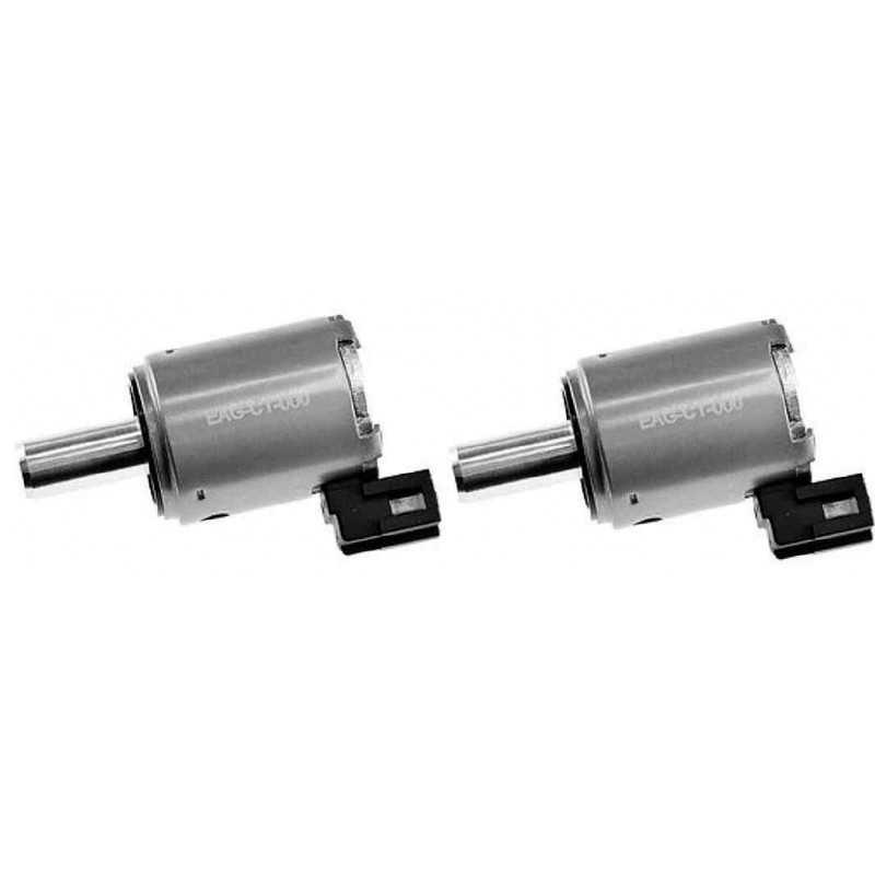 EAGCT000*2 2 Electrovannes, electrovalves commande regulateur de pression hydraulique boite auto Citroen Dacia Peugeot Renaul...