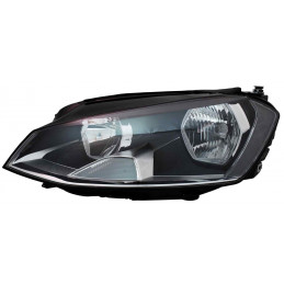 VGG3001L Optique, phare, projecteur principal avant gauche Vw Golf 7 Transparent 115,00 €