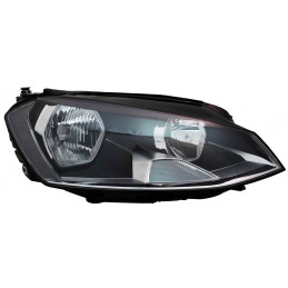 VGG3001R Optique, phare, projecteur principal avant droit Vw Golf 7 Transparent 115,00 €