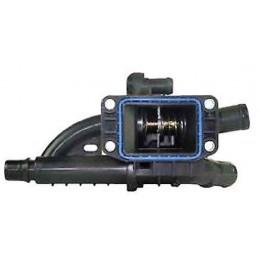 Boitier d eau + thermostat Citroen C3 C4 C5 DS3 DS4 DS5 Fiat Scudo Peugeot 207 208 308 408 508 Expert Partner 1.6 Hdi D