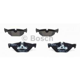 0986494272 Jeu de 4 Plaquettes de frein arriere BOSCH BMW Série 1 Série 3 2.0 41,50 €