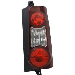 LLI251 Feu, phare arrière droit Citroen Berlingo Peugeot Partner Rouge/blanc 57,90 €