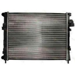 Radiateur, refroidissement du moteur pour Nissan Primastar Opel Vivaro 1 Renault Trafic 2