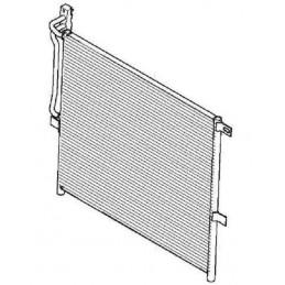 Condenseur de climatisation Bmw Série 3 E46 X3 E83