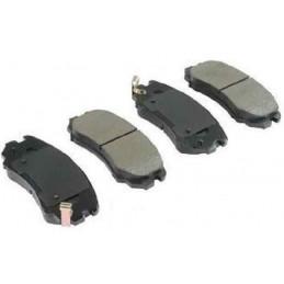 05P1015 Jeu de 4 plaquettes de frein avant Hyundai Accent 3 i20 Kia Rio 2 29,90 €