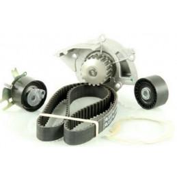 KP15606XS Kit de distribution et pompe a eau GATES Citroen C4 C5 C8 Peugeot 406 807 607 2.0 HDI 16v Ford 2.0 TDci 16v Fiat 10...