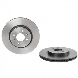 N3300330 Jeu de 2 disques de frein avant Hyundai i20 Kia Rio 3 79,90 €
