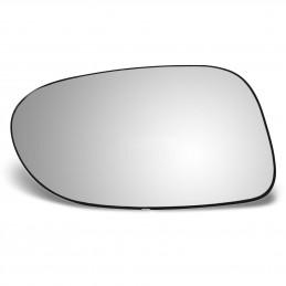 Glace, vitre, verre, miroir de rétroviseur droit chauffant aspherique Mercedes Classe CLK W209 à partir de 05/02