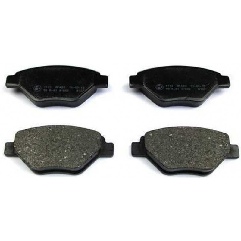 Bosch BP1415 Jeu de 4 plaquettes de frein