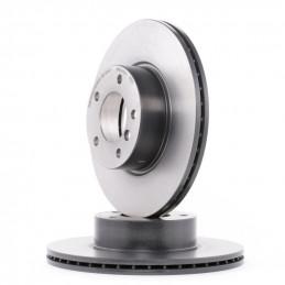 Jeu de 2 disques de frein avant BREMBO Bmw Série 1 2 3 4 X1