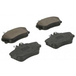 101220199 Jeu de 4 plaquettes de frein avant EICHER Mercedes Classe C 23,00 €