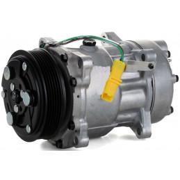Compresseur de climatisation Citroen Berlingo C4 C5 C8 Xsara Fiat Ulysse Lancia Phedra Peugeot 307 406 607 807 Partner