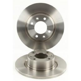Bosch BD536 Jeu de 2 disques de frein