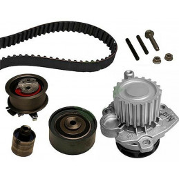 Pompe à eau + kit de courroie de distribution DAYCO pour Audi A3 A4 A6 Dodge Caliber Jeep Seat Skoda Vw
