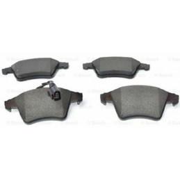 Jeu de 4 plaquettes de frein arriere BOSCH pour Infiniti Nissan Leaf Murano 2