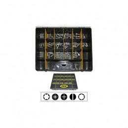 52539 COFFRET OUTILLAGE MALETTE D'EMBOUTS DE VISSAGE 64,50 €