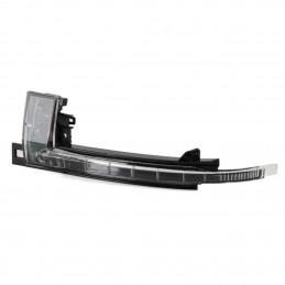 Feu de rétroviseur droit blanc LED pour Audi A3 A4 A5 A6 A8 Q3