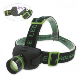 52584 FRONTALE AVEC ZOOM / LED CREE XPE 150 LM 11,40 €