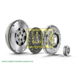 Kit d'embrayage LUK pour BMW Série 1 E82/88 3 E90/91 5 E60/61 Z4 E85